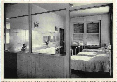 De kinderafdeling in het Sint-Vincentius ziekenhuis Deinze