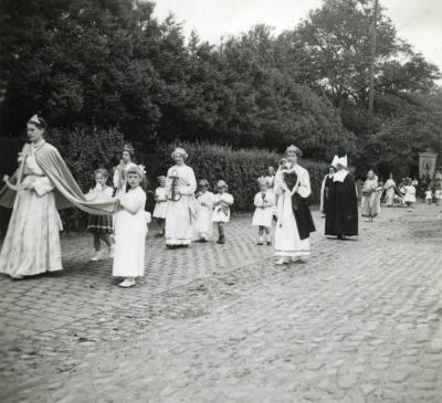 Processie in Deurle