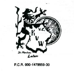 Logo's Velo Club Karel Van Wijnendaele