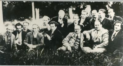 Samenkomst van de groep Sélection in Brussel