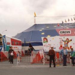 Papa Chico circus te Olsene