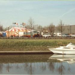 Circus Magic treedt op in Deinze