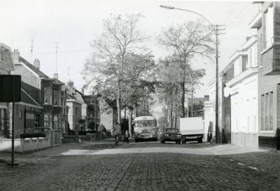 De Eekse Stationsstraat anno 1968