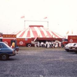 De Beukelaar circus aan de Brielpoort