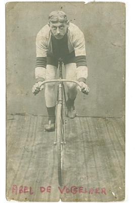 Wielrenner Abel De Vogelaere