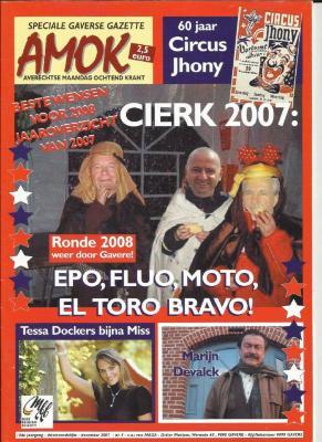 Circus Jhony in Amok