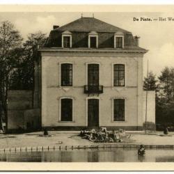 Het hospice van Machelen-aan-de-Leie