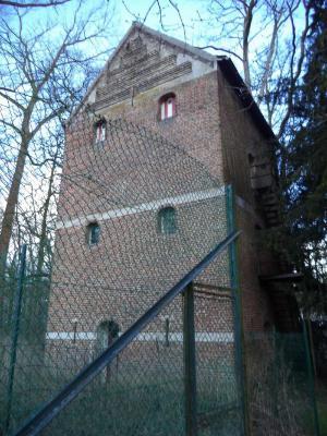 Duiventoren op het kasteeldomein van Welden