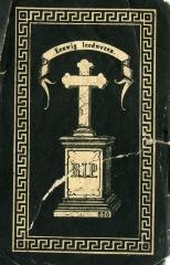 Het doodsprentje van zijdefabrikant Jules Seeuws