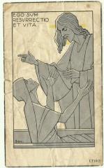 Herdenkingskaart gesneuvelden van W.O.II (Vurste en Dikkelvenne)