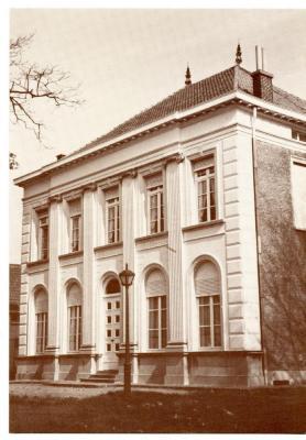 Het herenhuis van dokter Gustaaf Dauwe