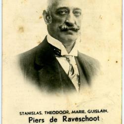 bidprentje van Stanislas Piers de Raveschoot