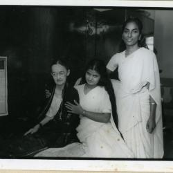 Celine Gevaert in India