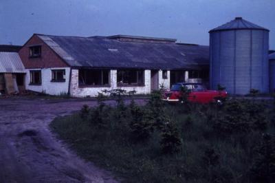 LIMA-fabriek in de jaren 1960