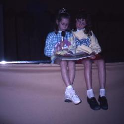 Ouderavond in 1988