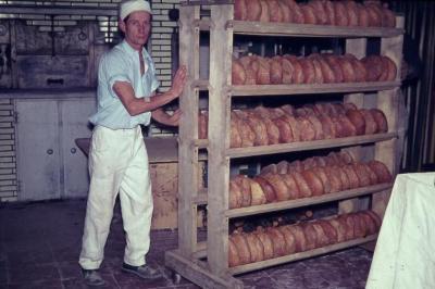 Brood bakken bij LIMA