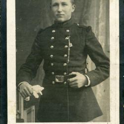 Herdenkingskaartje voor de Machelse gesneuvelden en opgeëisten uit de Eerste Wereldoorlog