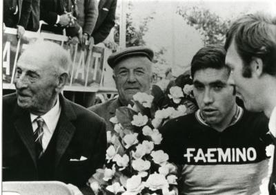 Twee Belgische tourwinnaars op één foto