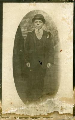 Bidprentje van oorlogsslachtoffer Jozef De Smet