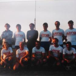 Voetbalploeg LIMA-fabriek