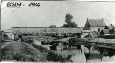 Olsenebrug anno 1906