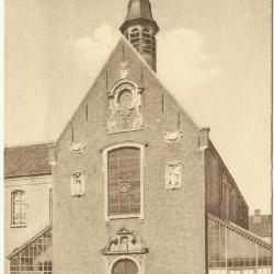 Voorgevel Sint-Blasiuskapel