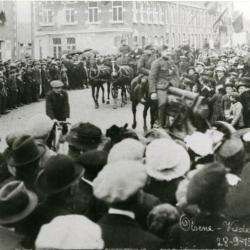 Bidprentje van Olsens soldaat Jozef Van Haute