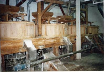 Maalderij LIMA-fabriek