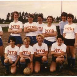 Vrouwenvoetbalploeg LIMA