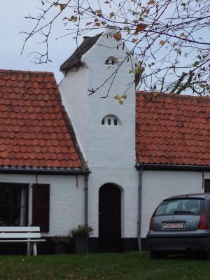 Duiventoren in de Zeverse Kerkstraat