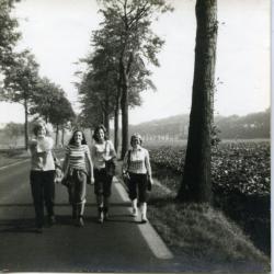 VKSJ Nazareth in de jaren 1960 (4) - op stap
