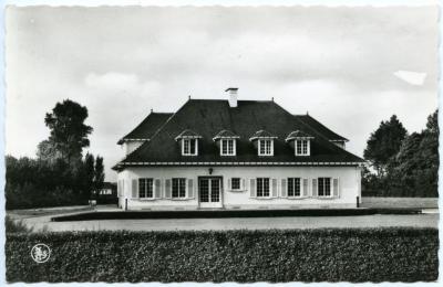 De villa van notaris Jan Verougstraete