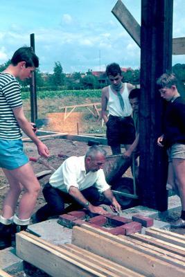Werkkamp bouw scoutslokaal (1)