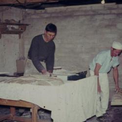 Brood bakken bij LIMA (3)