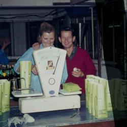 Verpakkingsafdeling fabriek LIMA jaren '60 (2)