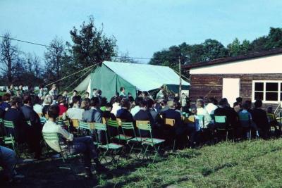 Inwijding scoutslokalen