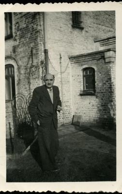 Edgar Gevaert, schrijver voor de vrede