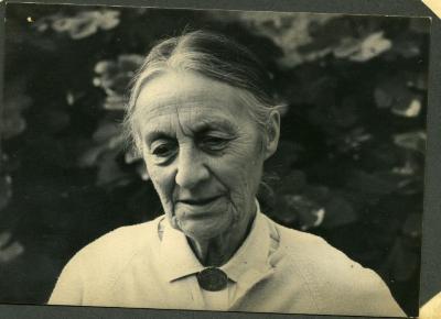 Marie Minne, moeder en muze