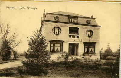 De villa van vrederechter Beyls