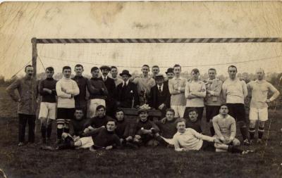 Voetbalploeg Nazareth, 1910-1914