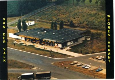 Wegrestaurant Van der Valck