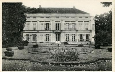 Het kasteel de Meulenaere