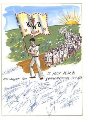 15 jaar K.W.B