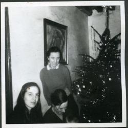 Kerst bij de familie Gevaert-Minne