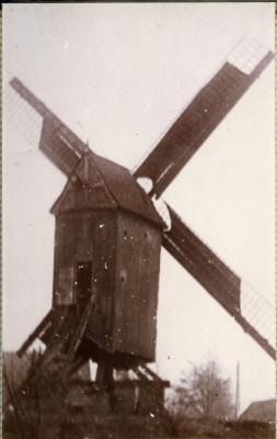 De 'oude molen' van Nazareth