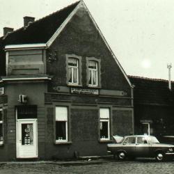 Café 'In de Afstap der reizigers'