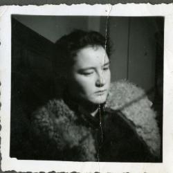 Catherine Gevaert, dochter van Edgar en Marie Minne
