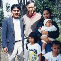 Pierre Gevaert in de Filipijnen