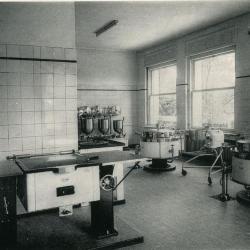 """De """"rotonde"""" in het Sint-Vincentius ziekenhuis"""