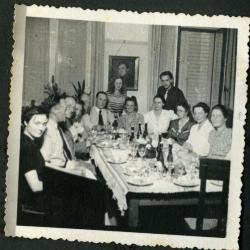 Bijeenkomst van de familie Minne in Sint-Martens-Latem